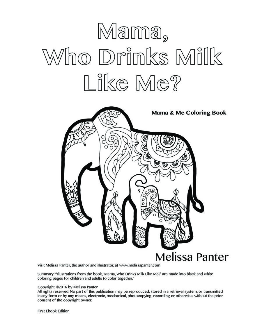 Free animal mechanicals coloring pages