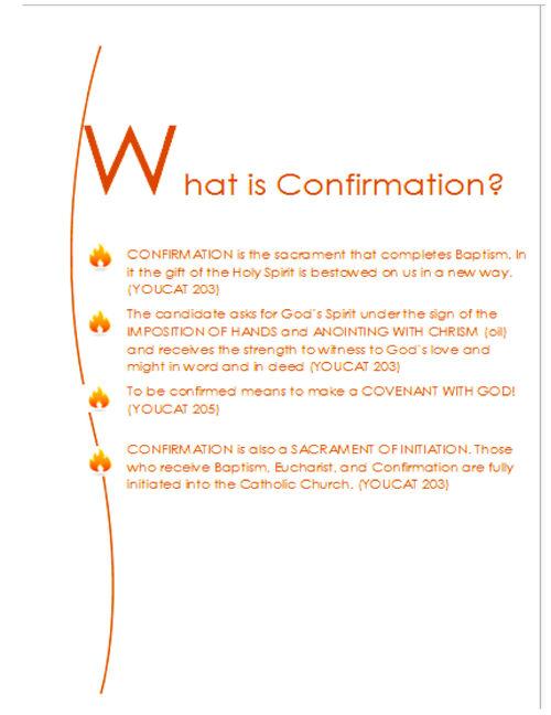 St nicholas catholic church confirmation information next yadclub Image collections