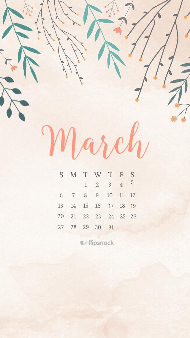 March Wallpaper 1920x1080 1366x768 640x1136