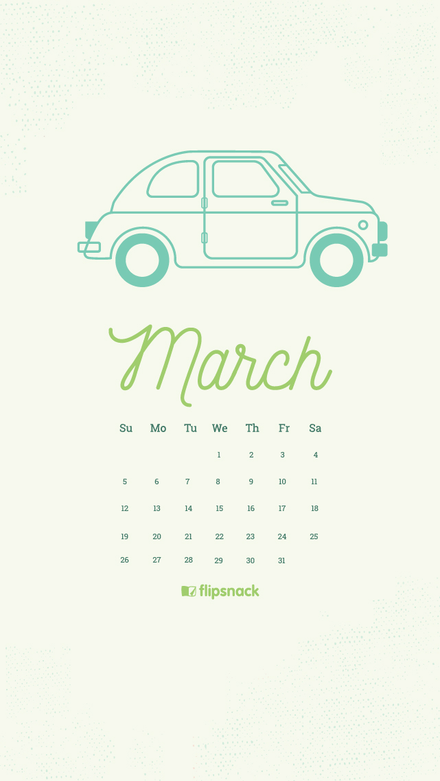 March 2017 Calendar Download For Desktop Background