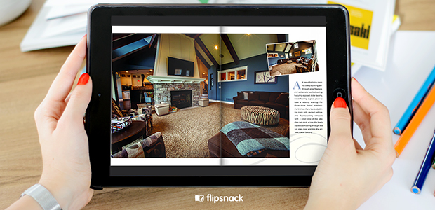 View your flipbook on full screen (for Wix users)