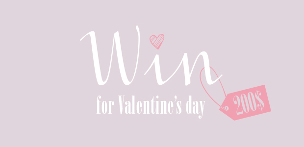 Valentine's day 2015 contest