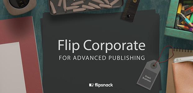 Flip Corporate Flipsnack