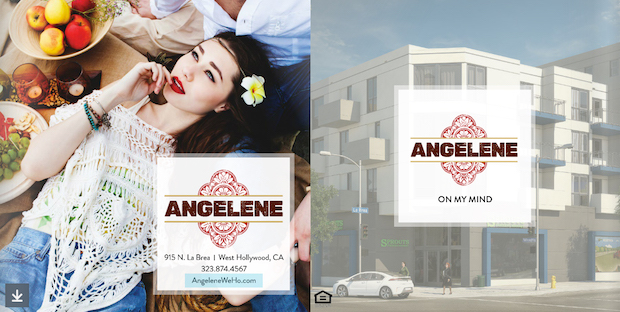 angeline brochure