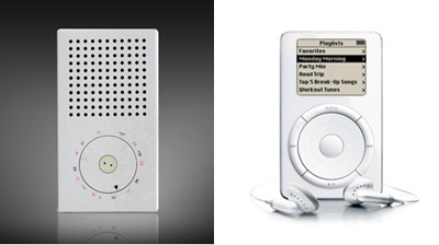 apple vs braun Dieter Rams