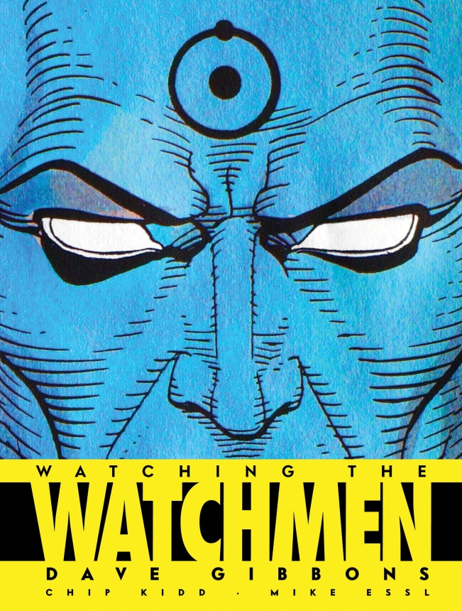 cover-watching-the-watchmen-dave-gibbons-chip-kidd