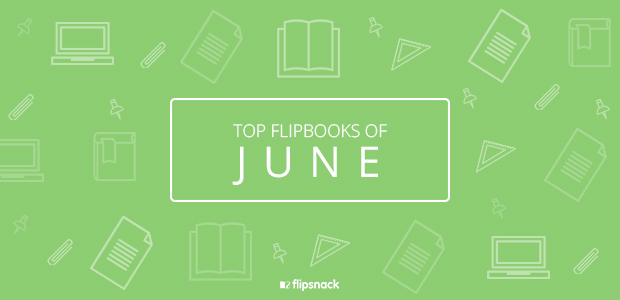 Top flipbooks June 2016