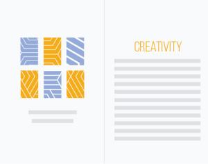 Foolproof brochure layouts