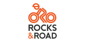 Rocks and Road logo by Ian Paget