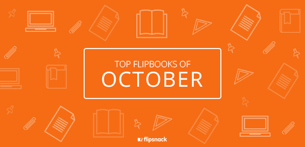 Top magazines October