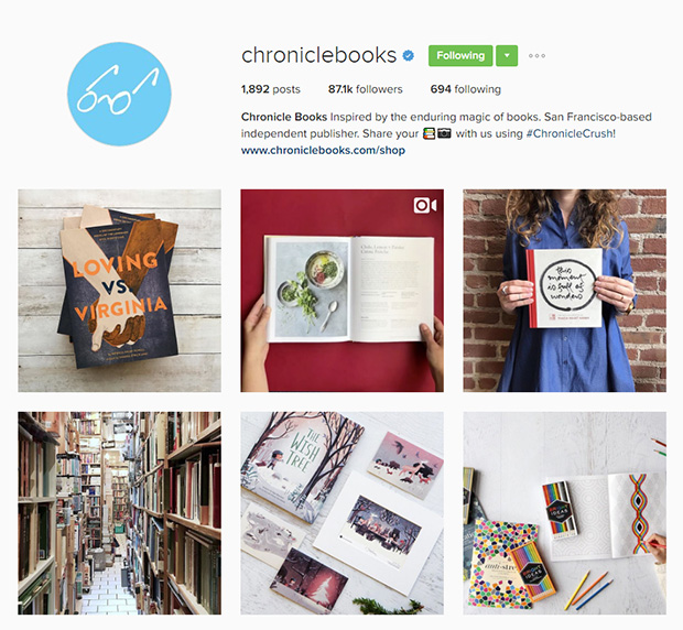 chroniclebooks