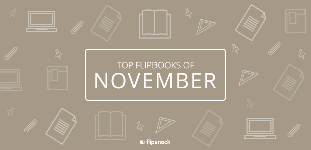 top flipbooks november 2016