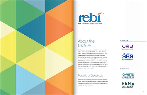 Rebi brochure