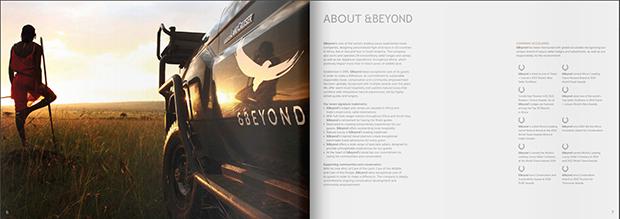 &Beyond brochure