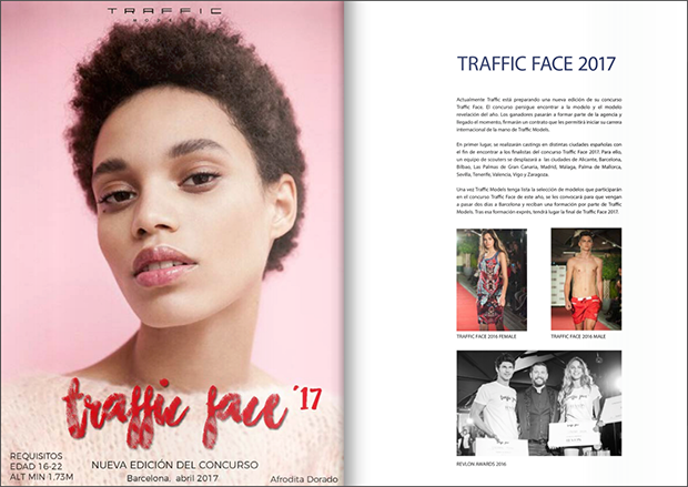 Traffic Face brochure