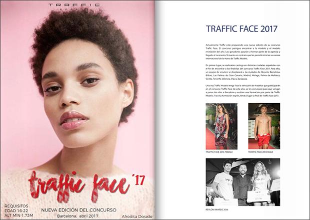 Traffic Face brochure