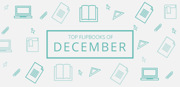 top flipbooks december 2016