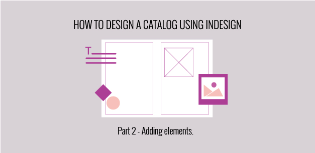 InDesign add elements