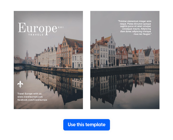 City-travel-flyer-template-made-in-Flipsnack