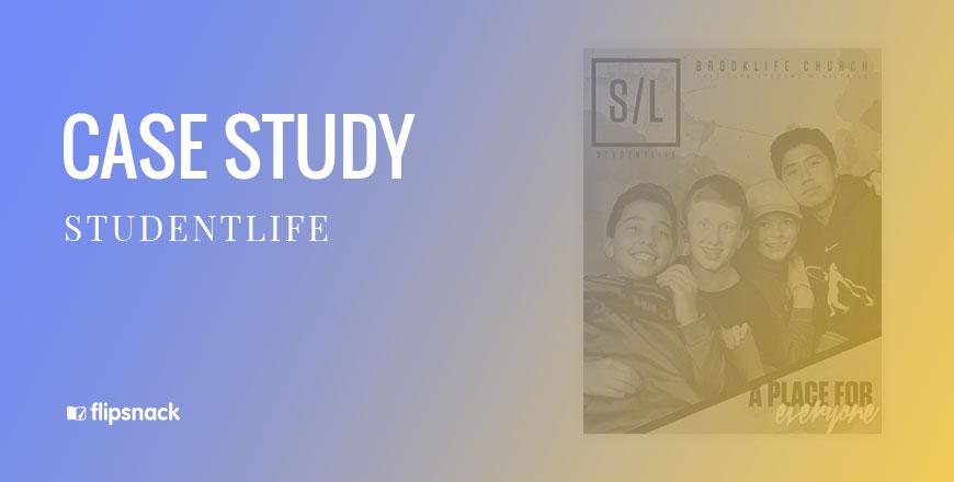 case study STUDENTLIFE