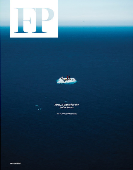 FP cover global warming