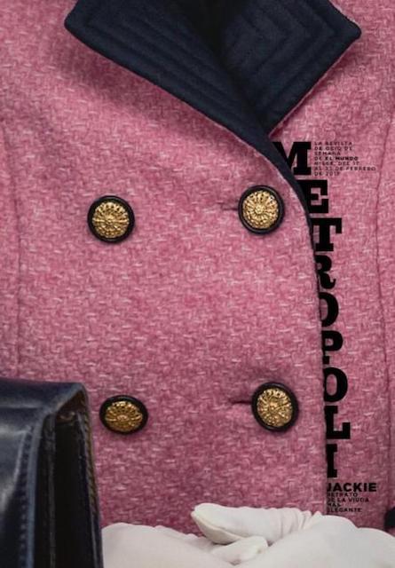 Metropoli El Mundo cover February