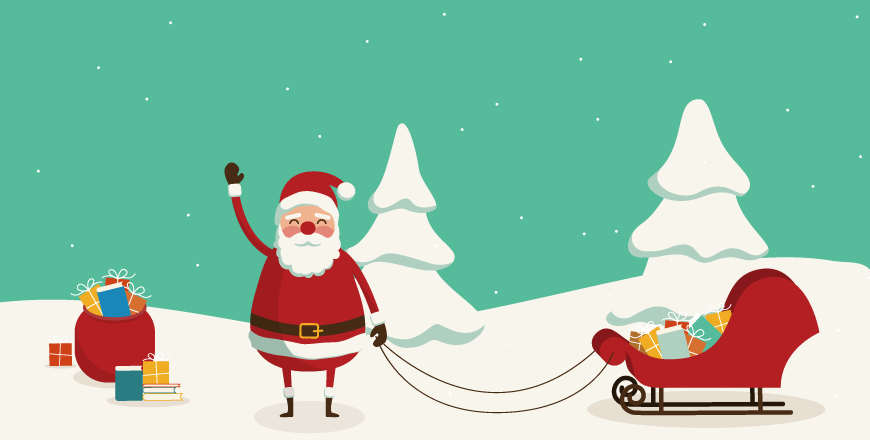 Get ready for Christmas with Flipsnack