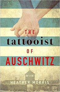 the tattoist of Auschwitz - best page turner books to read in 2018