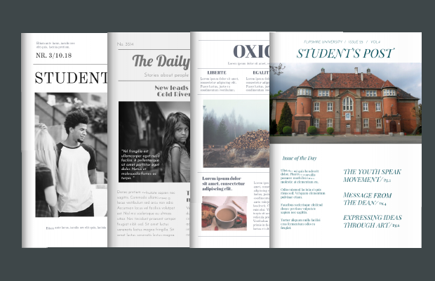 The Ultimate Guide For Your School Newspaper