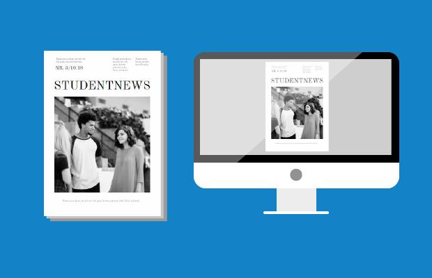 online student publishing