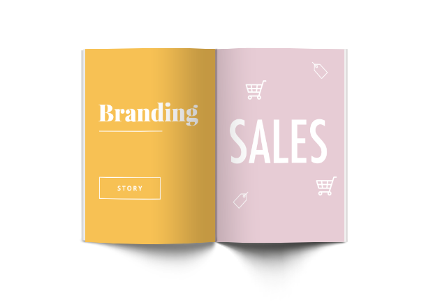 sales and branding