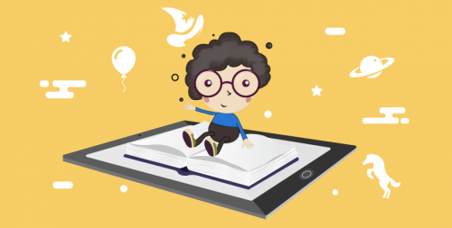 Self-publish children's ebooks on Flipsnack