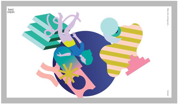 2018 graphic design trends - illustration