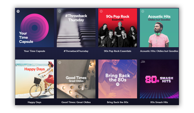 2018 graphic design trends spotify 2