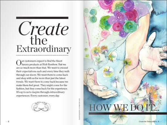 extraordinary booklet