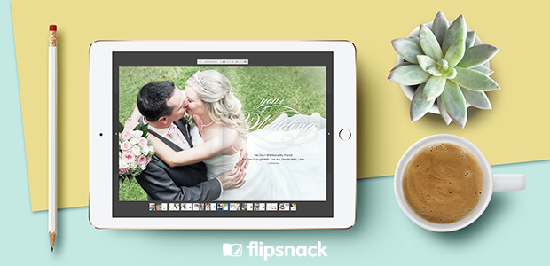 Flipsnack for photographers