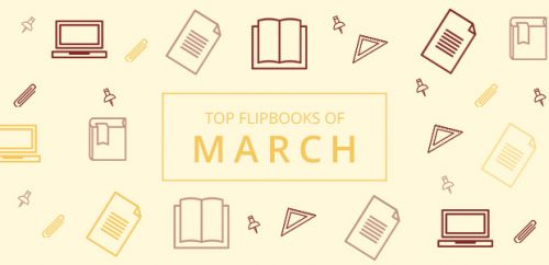 top magazines march