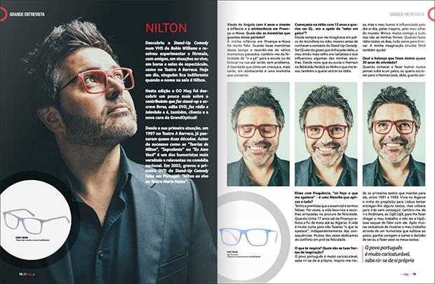 glasses magazine