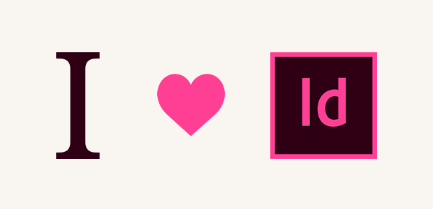 how to make a heart in indesign