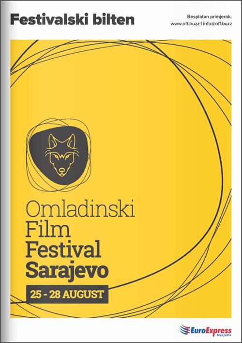 Film festival brochure