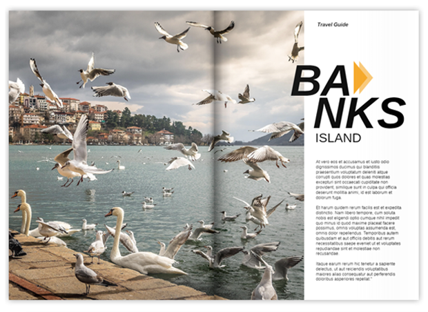 double-page-layout