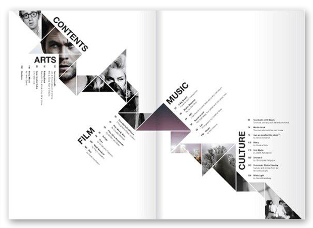 double-page-contents-layout