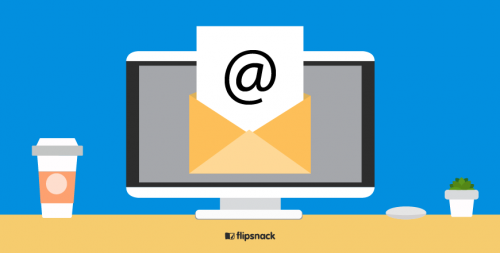 How to promote your flipbook via email (Yahoo, Gmail)