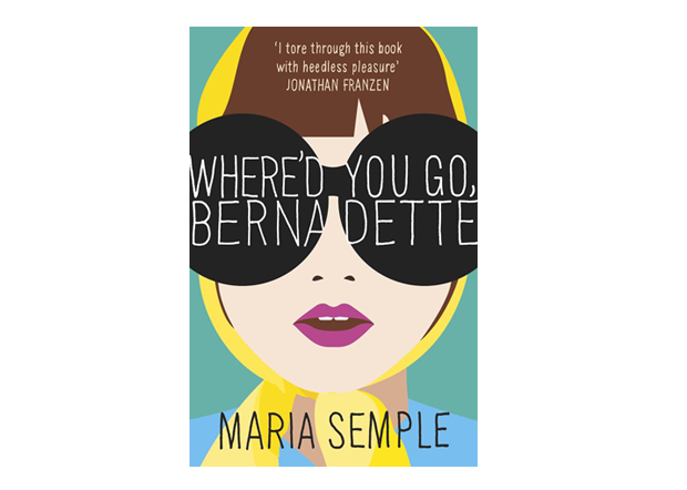 Bernadette - Book cover design