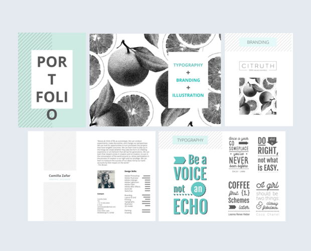 How To Create A Stunning Digital Portfolio Flipsnack Blog