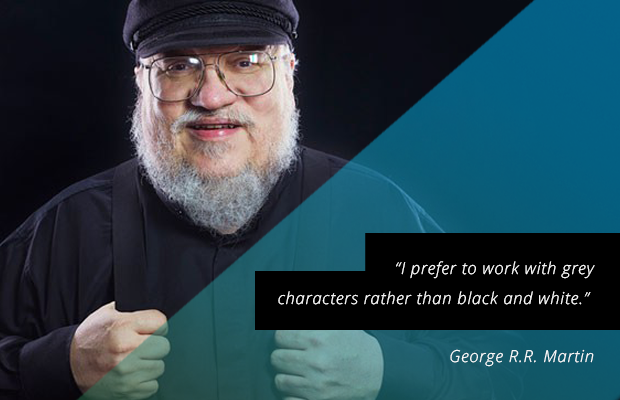 Writing tips from George-RR-Martin