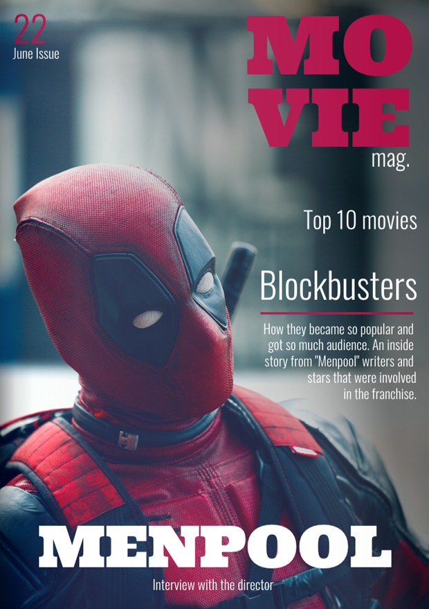 Movie Magazine