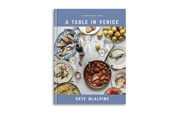 a table in venice cookbook