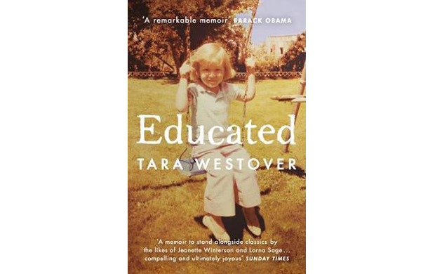 Educated by Tara Westover Best books you can read in 2019