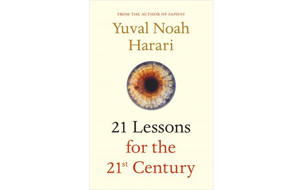 Yuval Noah Harari - 21 lessons for the 21st century - best books of 2019